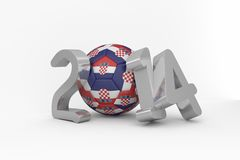 Croatia world cup 2014 Stock Photo