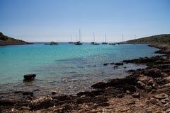 croatia wysp kornati Obrazy Stock