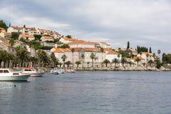 croatia wyspy korcula Fotografia Stock
