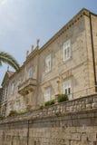 croatia wyspy korcula Zdjęcia Stock