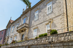 croatia wyspy korcula Obrazy Stock