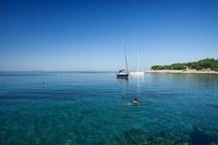 croatia wyspy murter Zdjęcia Royalty Free