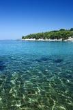 croatia wyspy murter Zdjęcie Stock