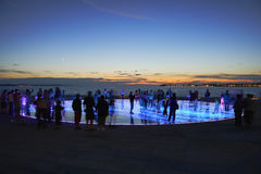 Croatia - Zadar Royalty Free Stock Images