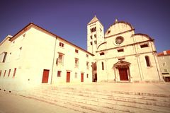 Croatia - Zadar Stock Image