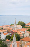 Croatia, Zadar old town area Stock Image