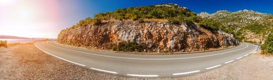 Croatian coast Stock Photo