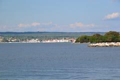 Croatian coastline - Fazana Royalty Free Stock Photo
