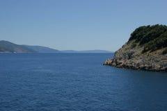Croatian Coasts Stock Image