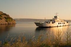 Croatian ferry stock photos