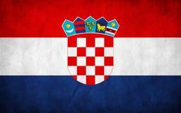 Croatian Flag Stock Photos