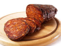 Croatian kulen Royalty Free Stock Images