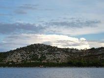 Croatian landscape Stock Photo