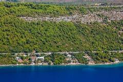 Croatian landscape Stock Photos