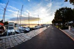 Croatian landscape Stock Images