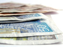 Croatian money 2 Stock Photography