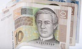 Croatian money Royalty Free Stock Photography
