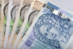 Croatian money Stock Photography