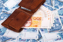 Croatian money, Kuna Stock Image