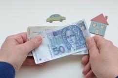 Croatian money,kuna Royalty Free Stock Image