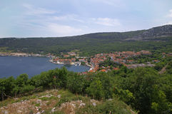 Croatian panorama Royalty Free Stock Photography
