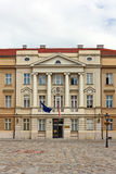 Croatian Parliament Royalty Free Stock Photo