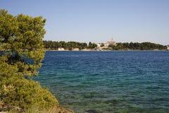 Croatian sea Royalty Free Stock Images