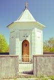 Croatian small chapel Stock Photos