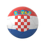 Croatian soccer. Stock Photo