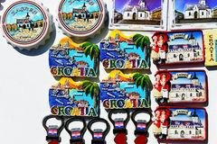 Croatian souvenirs Royalty Free Stock Photos