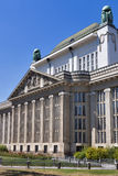Croatian State Archives building Stock Photography