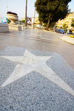 Croatian Walk Of Fame in Opatija Stock Images