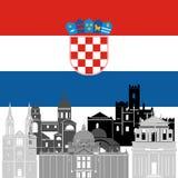 Croatie Photographie stock libre de droits
