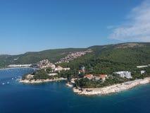 Croazia Rabac Foto de Stock Royalty Free