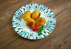 Crocchette di patate Royalty Free Stock Image
