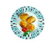 Crocchette di patate Stock Photo