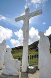 Croce in Irlanda Fotografia Stock Libera da Diritti