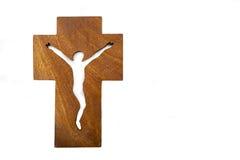 Croce moderna Immagini Stock