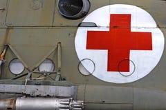 Croce rossa Fotografie Stock Libere da Diritti