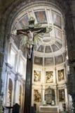 Monastero di Jerónimos (DOS Jerónimos), Lisbona di Mosteiro Immagine Stock