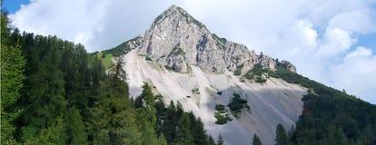 Crocedomini przepustka, mattoni góra Obrazy Royalty Free