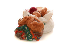 crochet photos stock