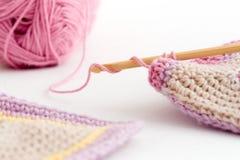 crochet Obrazy Stock