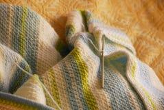 crochet Zdjęcie Stock