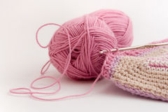 Crochet 4 Stock Photography