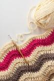 crochet Obrazy Royalty Free