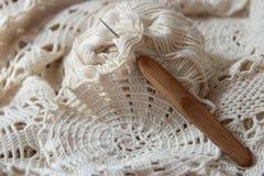 crochet Foto de Stock Royalty Free