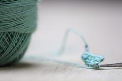crochet Stock Afbeelding