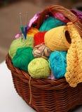 crochet Imagem de Stock