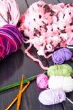 crochet imagen de archivo libre de regalías